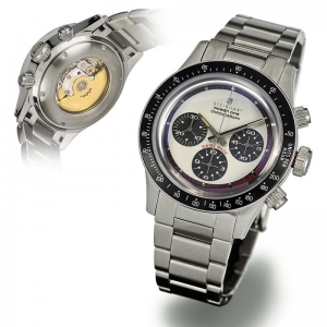 OCEAN 1 CHRONO WHITE
