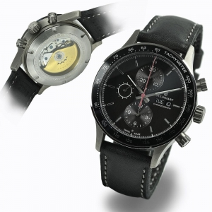 CHRONO FLIGHTTIMER BLACK