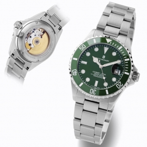 OCEAN 39 DOUBLE GREEN CERAMIC PREMIUM