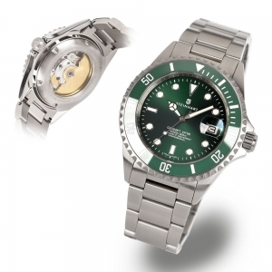 OCEAN 42 DOUBLE GREEN CERAMIC PREMIUM