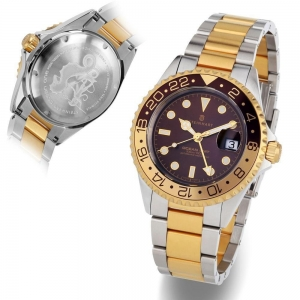 GMT OCEAN 1 TWO-TONE CHOCOLATE